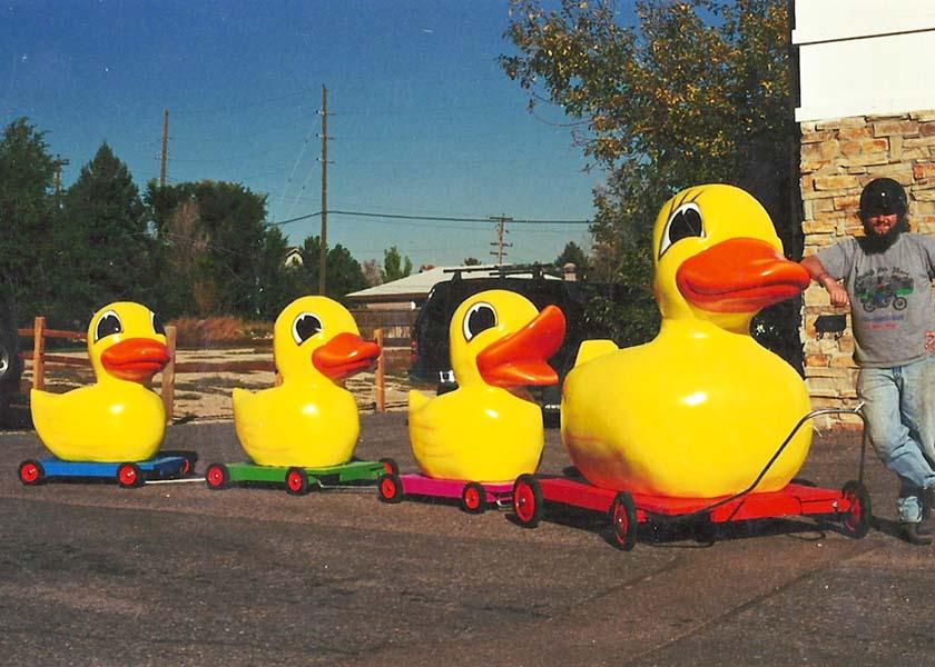 duck-parade